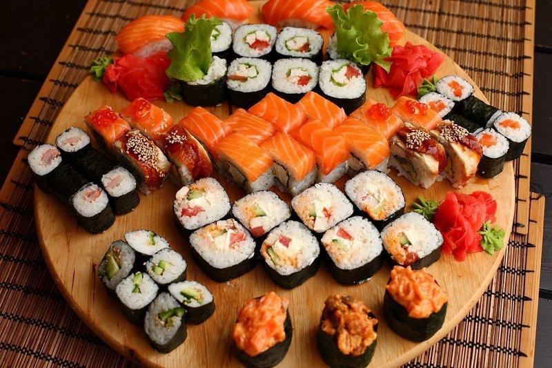 Интересные и вкусные факты о суши