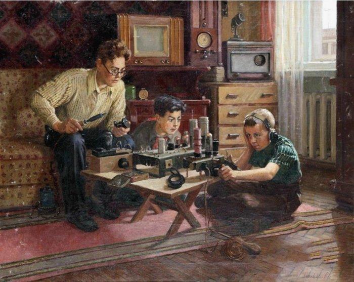 Картины советских художников, которые показывают правду о детстве