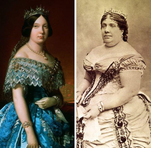 Королевские особы XIX века на фотографиях и картинах