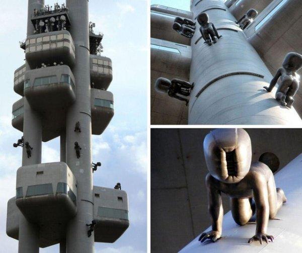 Мрачные здания со зловещей архитектурой по всему миру