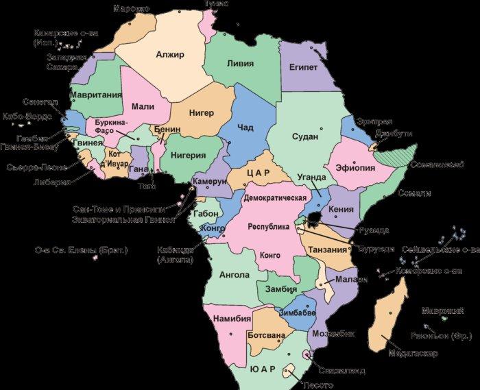 Почему африканцы постоянно воюют между собой?