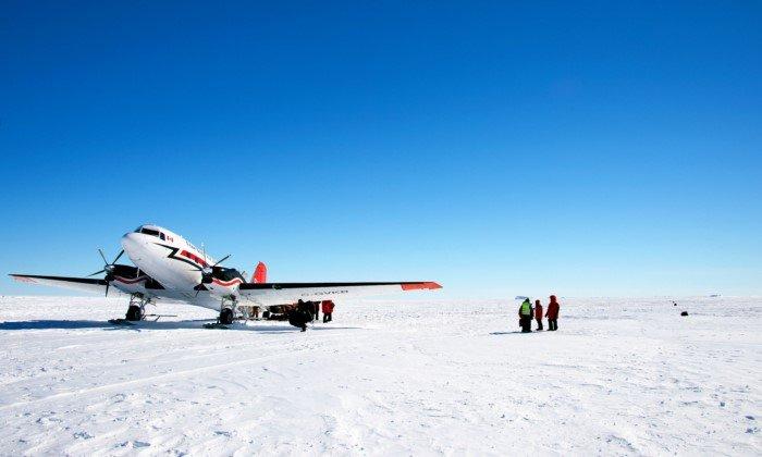 Почему самолётам запрещены полеты над Антарктидой?