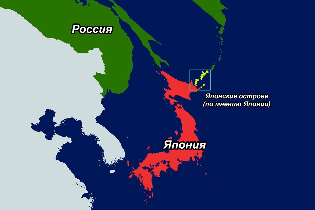 Почему Япония хочет вернуть Курильские острова?