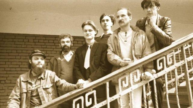 Подборка атмосферных фото из 90-х