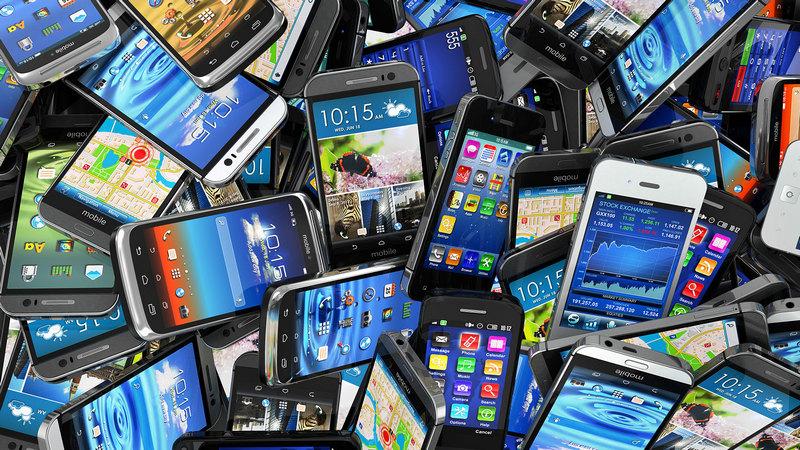 Разные удивительные факты о мобильных телефонах