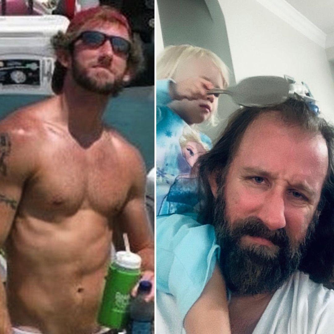 Родители делятся снимками жизни до и после рождения детей