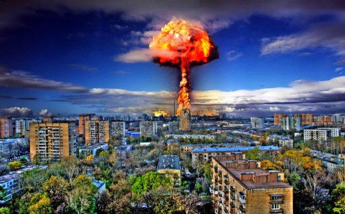 В каких странах можно пережить ядерную войну?