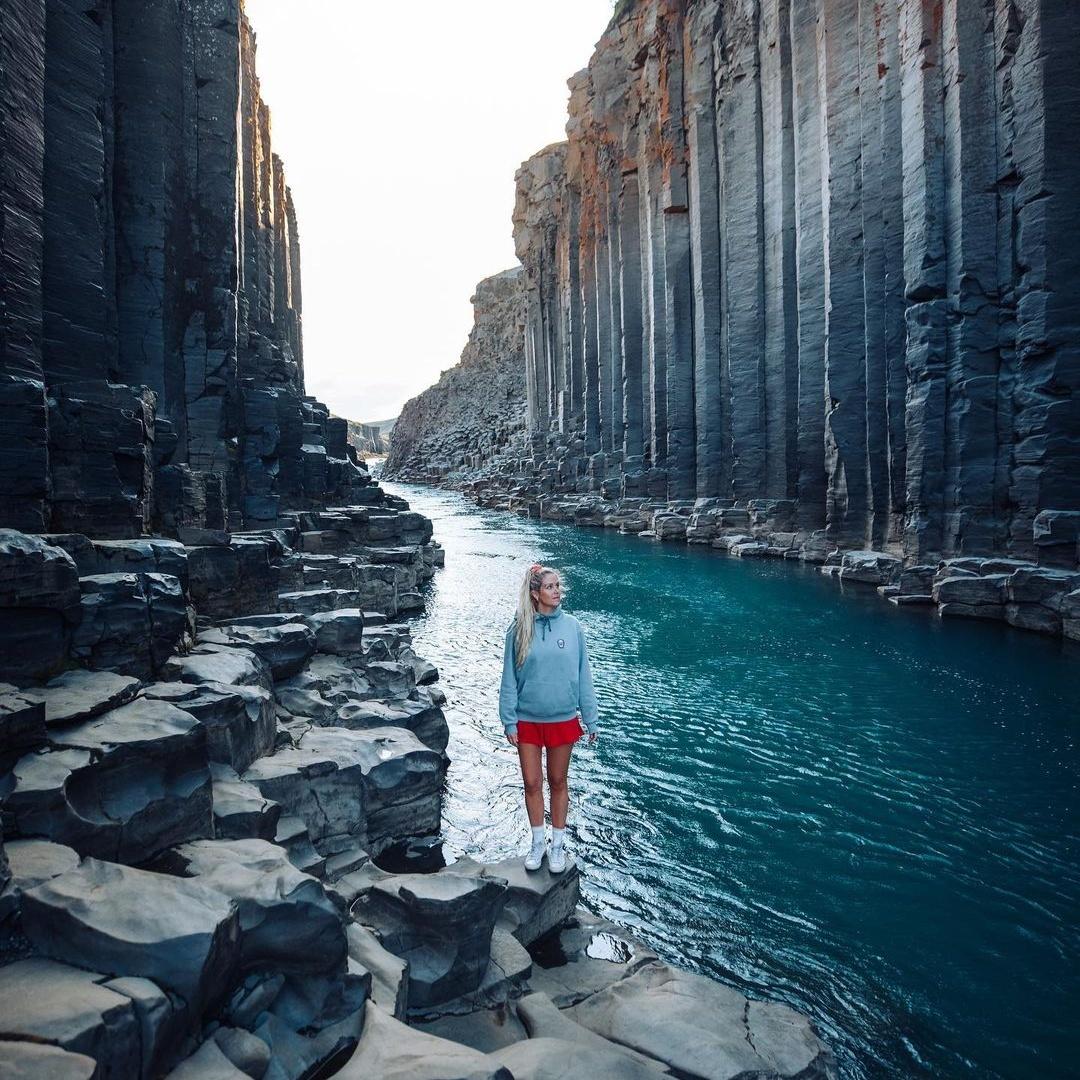 Впечатляющие снимки из путешествий Асы Стейнарс