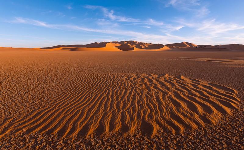 Загадки пустыни Сахара, которые ученым удалось раскрыть лишь недавно