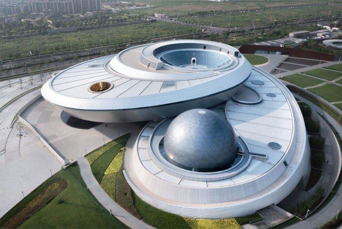 Здания музеев со всего мира, внешний вид которых впечатляет не меньше экспонатов