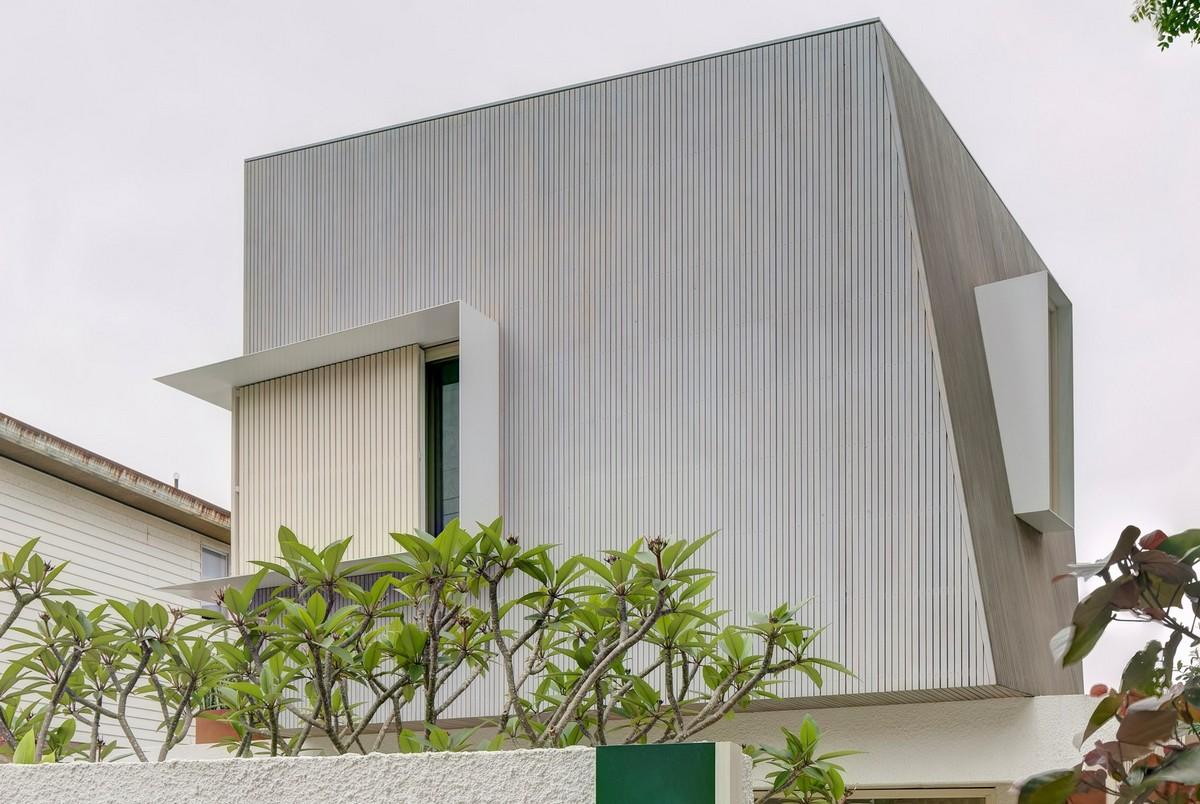 Дом архитектора в пригороде Сиднея