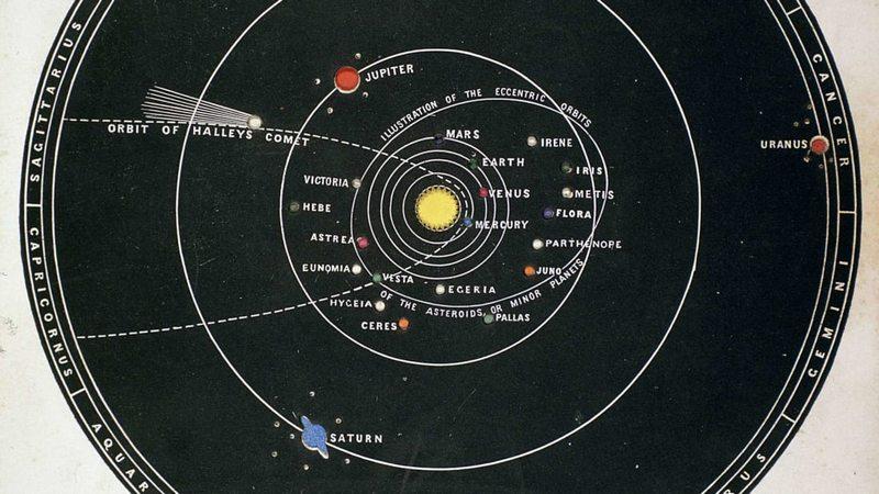 Невероятные факты о нашей солнечной системе
