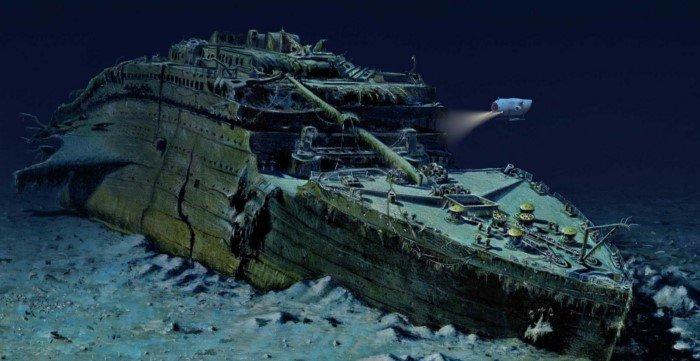 Почему огромный Титаник не пережил столкновение с айсбергом?