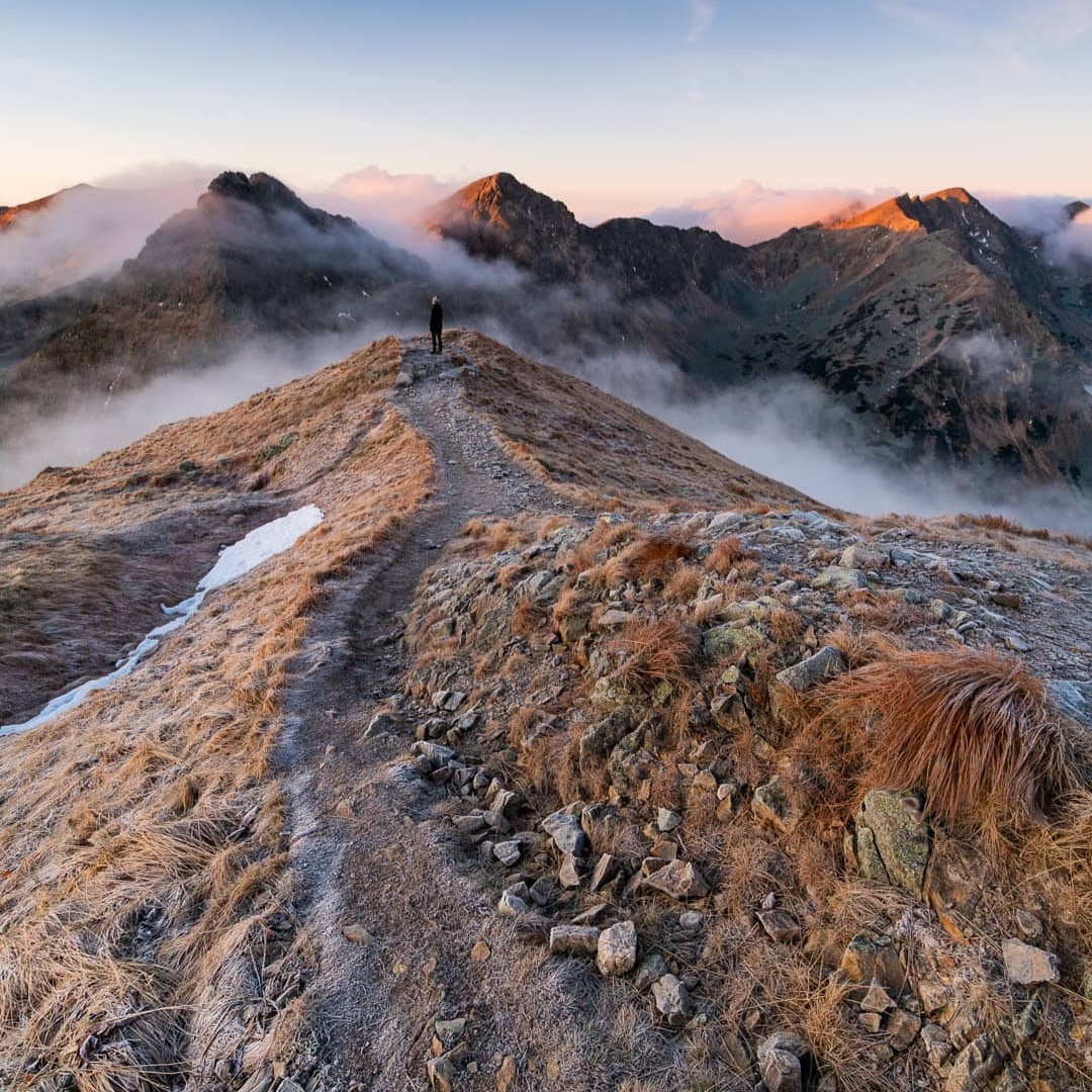 Природа и путешествия на снимках Лукаша Радоса