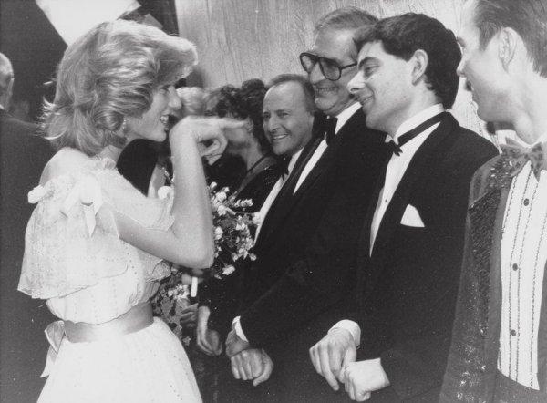 Редкие снимки из прошлого покажут встречи известных людей