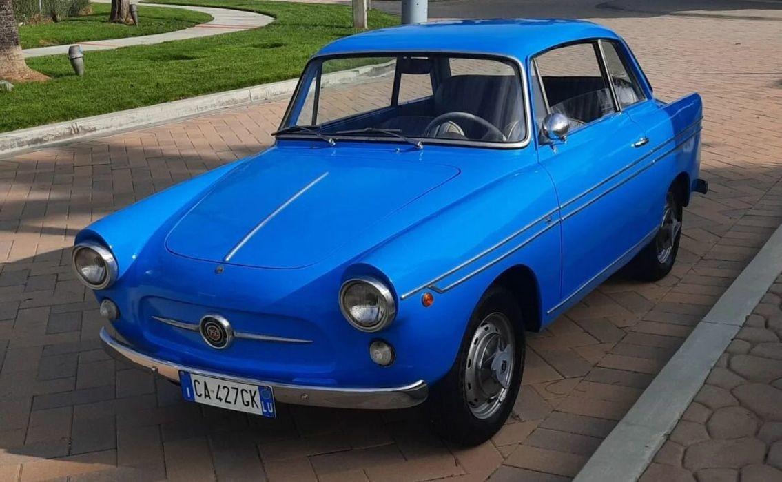 Красивый и очень редкий Fiat Viotti, каких было собрано около сотни