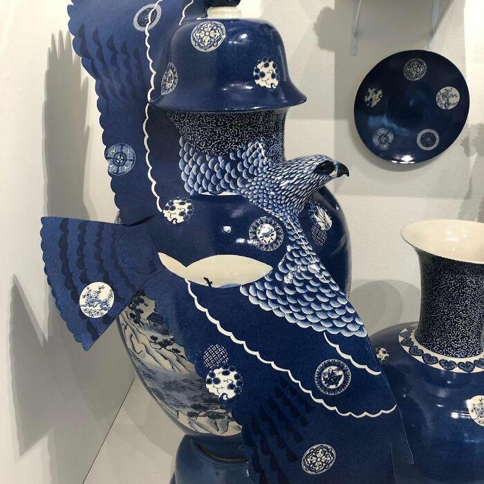Необычная сюрреалистическая керамика от Кеико Масумото