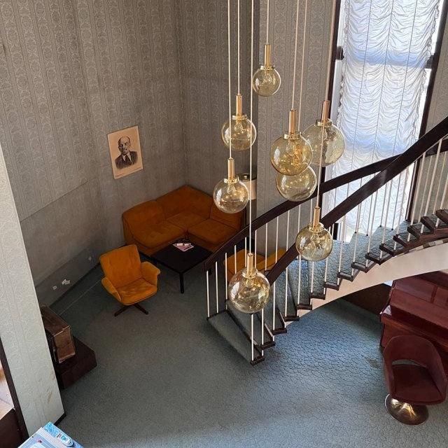 Необычный ремонт в гостинице «Прибалтийская» в Петербурге