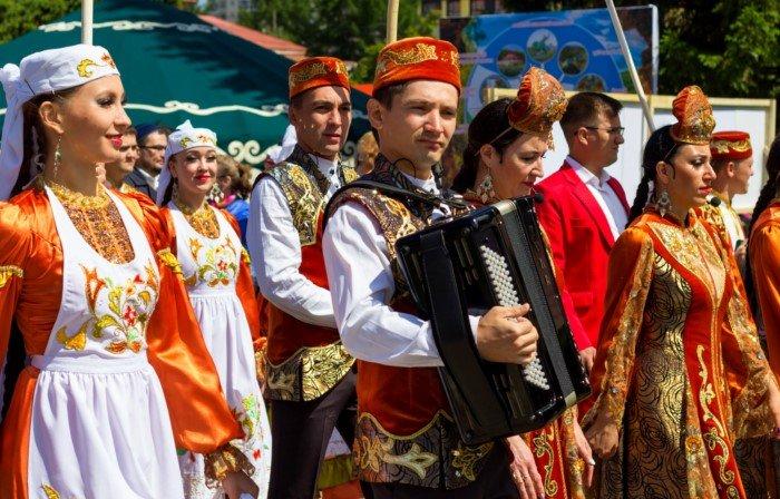 Семь крупнейших народов России кроме русских